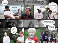 Clifton Finds a Party