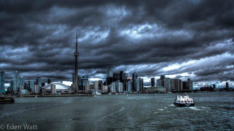 Stormy-City